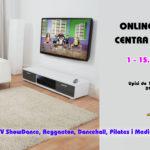 Online treninzi u Centru plesa – 2 tjedna gratis!